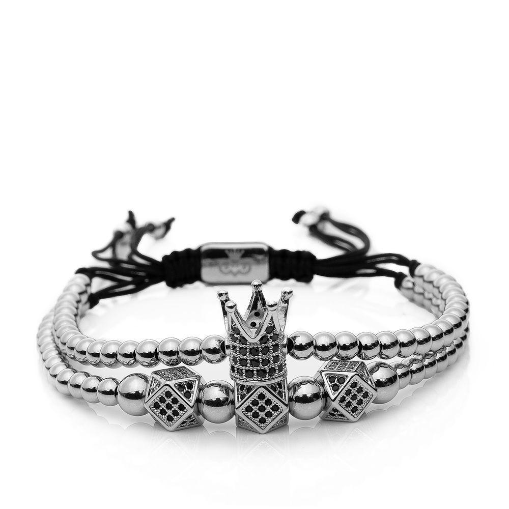 Imagine Silver King Crown Combo - E023