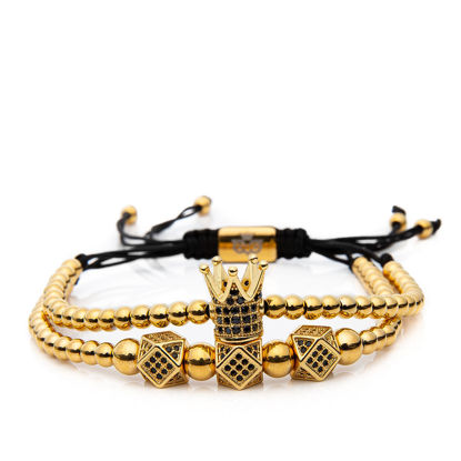 Imagine Gold King Crown Combo  - E021